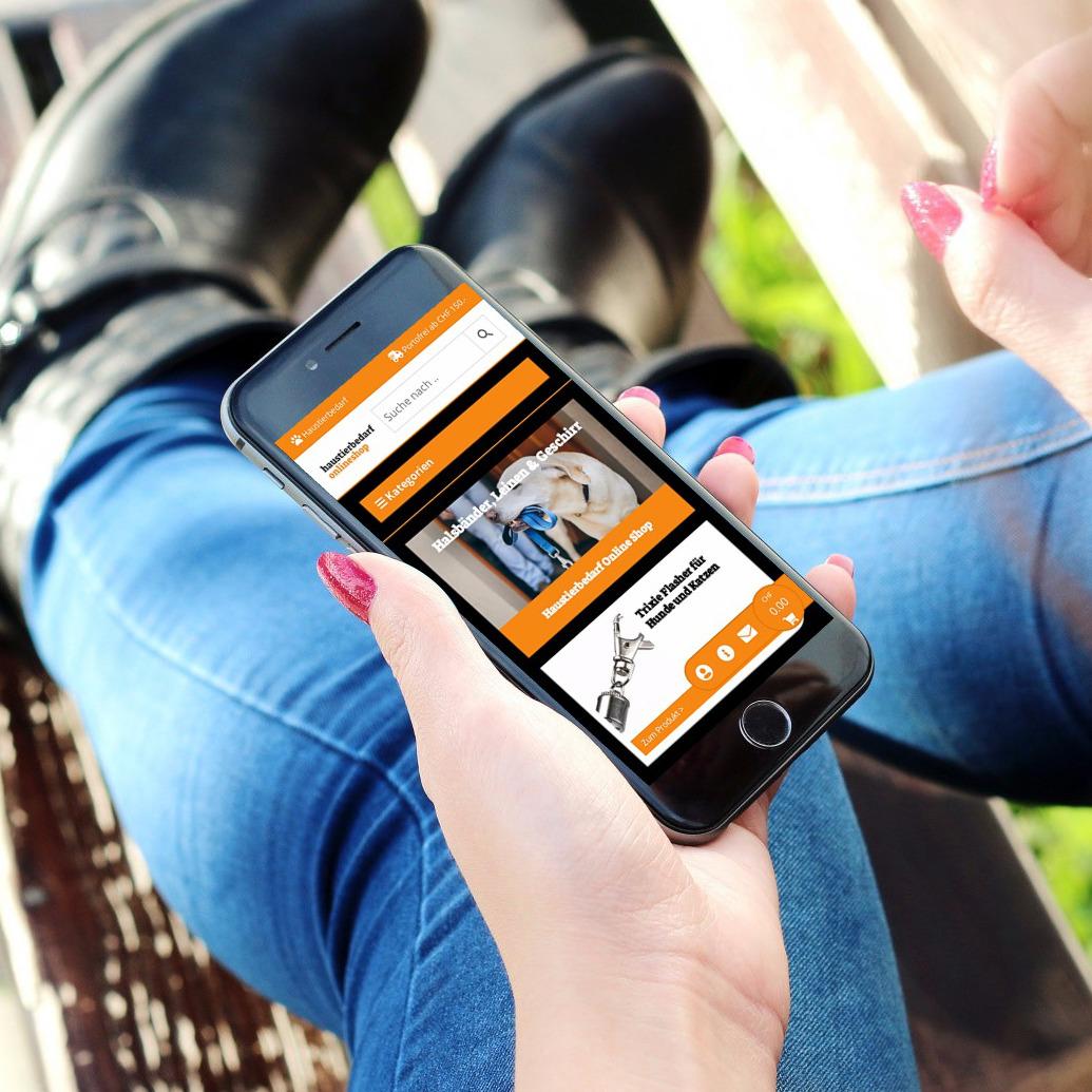 Online Shop für Haustierbedarf Schweiz